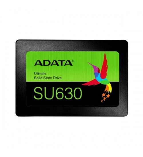 Ssd 2,5 240gb sata 6gb/s su630 520/450 mb/s adata r/w 3d qlc
