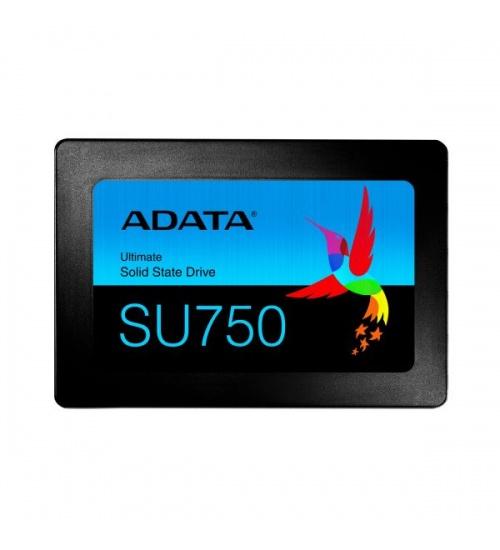 Ssd 2,5 512gb sata 6gb/s su750 550/520 mb/s r/w adata 3d tlc