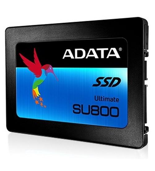 Adata ssd asu800ss 512gb 2.5`` nand flash 3d tlc 560/520mb/s