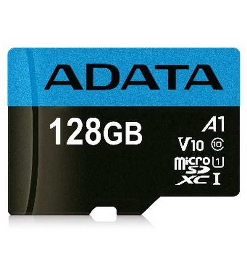 Sdxc adata micro premier 128gb (2in1) uhs-i cl10