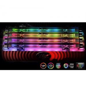 Memoria adata xpg spectrix d80 8gb ddr4 rgb liquida 3000mhz cl16
