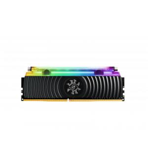 Ddr4 8gb 3200 mhz xpg spectrix d80 cl16 rgb liquid cooled black