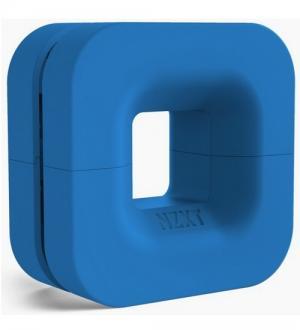 Nzxt puck blu soluzione per case per aggancio cuffie e gestione cavi