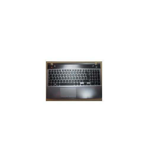 Scocca con tastiera italiana top cover samsung ba75-03739e