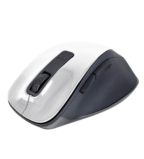 Ngs mouse bow white wireless ottico 2.4 ghz -800/1200/1600 dpi ean 84354306