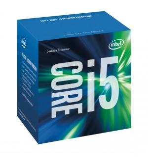 Processore cpu intel i5-6600k 3,5ghz s1151 quadcore 6mb cache 8gt/s 91w 64bit