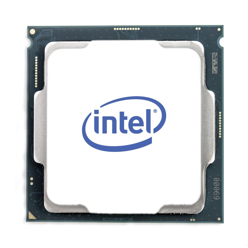 Intel cpu xeon e-2124, box