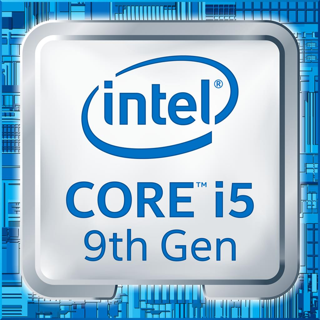 Intel cpu core i5-9600k, box