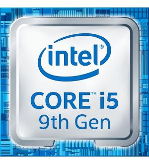 Processore cpu intel i5-9600k 3,7ghz skt1151 6core 9mb cache 8gt/s 14nm 95w cfl