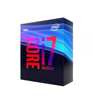 Processore cpu intel i7-9700k 3,6ghz skt1151 8core cache 8gt/s 14nm 95w cfl