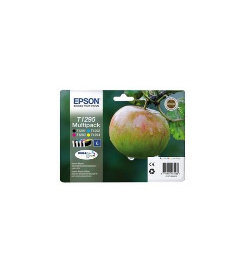 Epson styl office bx305f pack 4 ncym t l