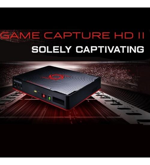 Avermedia game capture hd ii - c285