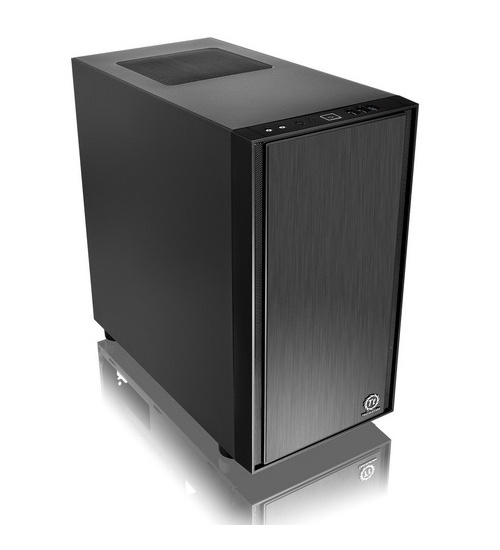 Thermaltake case micro atx versa h17