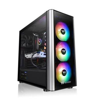 Case mid-tower no psu level 20 mt argb usb 3.0*2 rgb switch temp glas