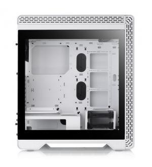 Thermaltake case mid.t s500 tg snow 1*140+1*120mm fan ca-1o3-00m6wn-00