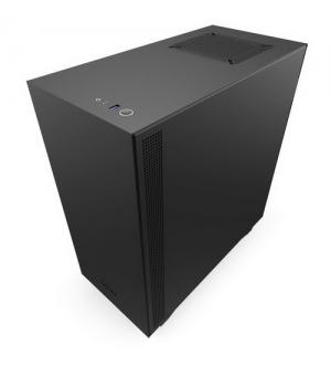 Nzxt gaming case h510i comp.mid t.nero/nero -2*120 aer f-2*led s.-f.ctrl