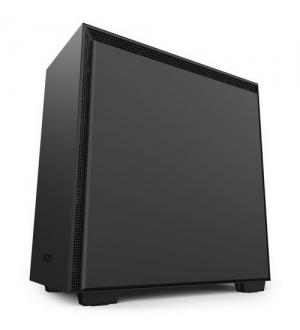 Nzxt gaming case h710 mid t. nero/nero v.temperato 3*120+1*140mm aer f fans