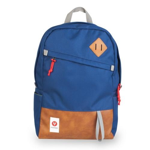 Ngs zaino notebook snipe 15.6`` blue & pelle sintetica 8435430612769