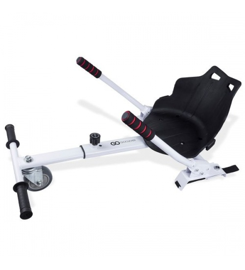 City board karting kit white universal for hoverboard