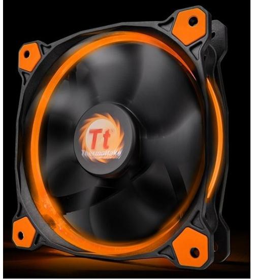 Thermaltake ventola case riing 12 orange