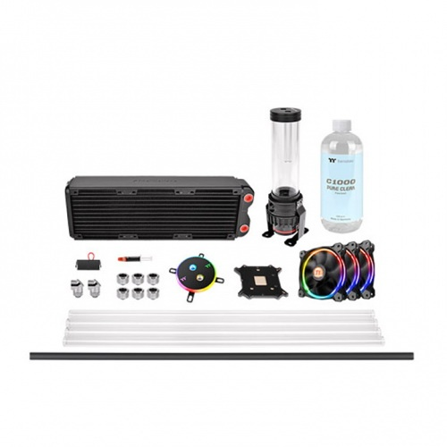 Thermaltak raf.liquido pacific m360 d5 water cooling kit cl-w217-cu00sw-a