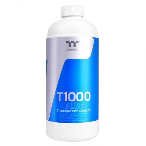 Thermaltake liquido raffreddamento t1000 blue 1000ml cl-w245-os00bu-a