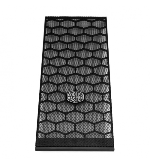 Masteraccessory - short front panel mesh per masterbox 5