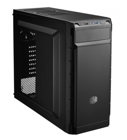 Case cmp 501, middle tower atx psu 500w,usb3,slot 5.25