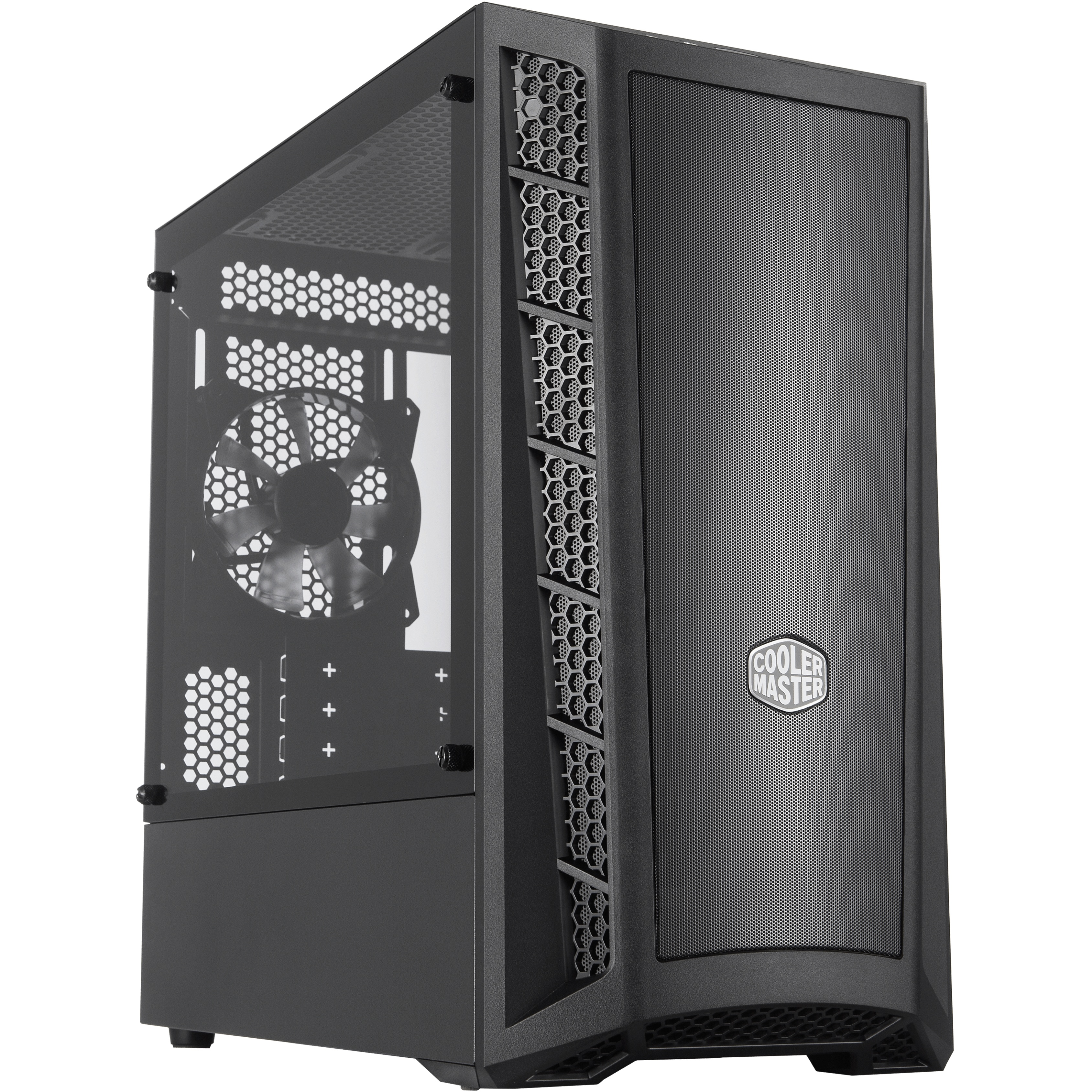 Case masterbox mb311l, 2usb3,audio i&o, 2x combo 2.5/3.5, 2xssd, 120mm rear fan, radiator supported, no psu