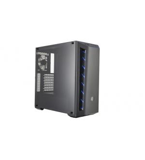 Case masterbox mb510l blue trim, usb3x2, audio i&o,