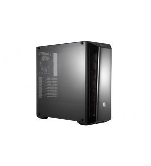 Case masterbox mb520 acryl black, usb3x2, audio i&o,2x