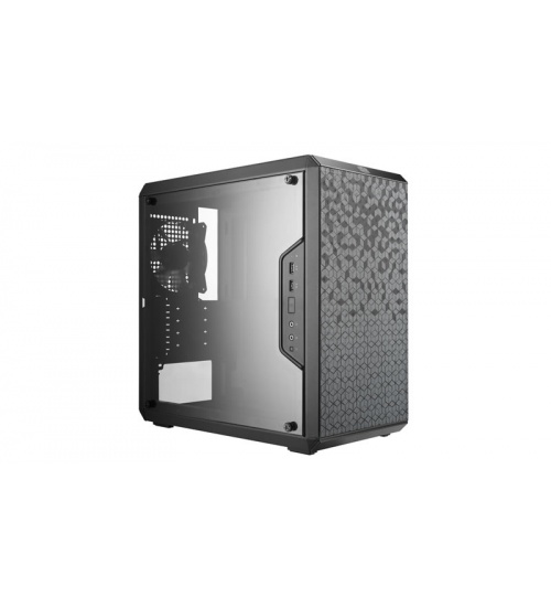 Case masterbox q300l, 2usb3,audio i&o,1x 2.5/2x 3.5,120mm rear fan,radiator supp.,no psu