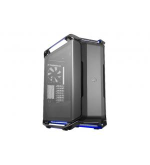 Case cosmos c700p black, 4usb3 usb 3.1,fan speed e rgb control buttons,front 2x140mm fan rear 140mm fan