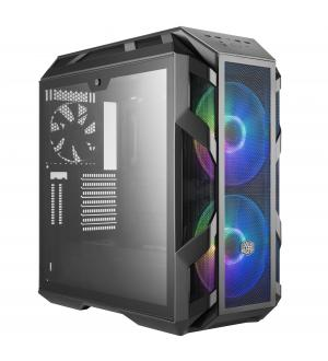 Case mastercase h500m, 2x usb3, audio in&out, 2x