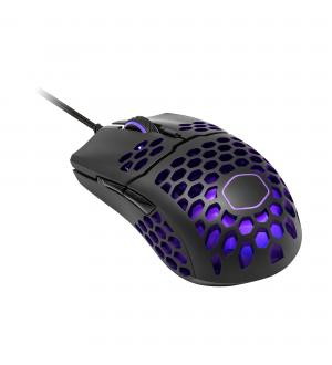 Mastermouse mm711 light mouse rgb matte black