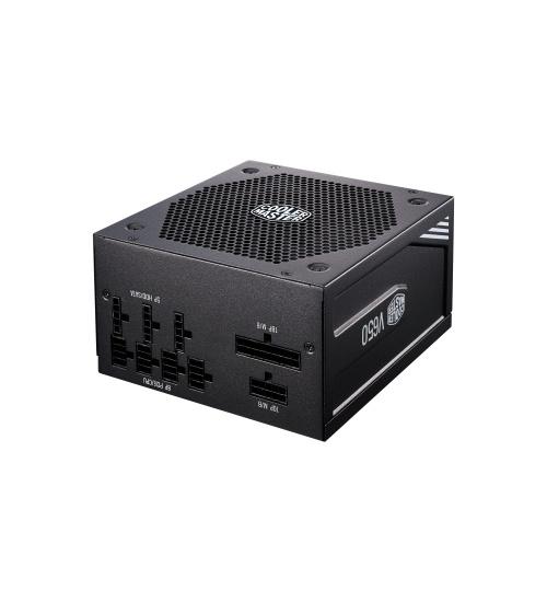 Alimentatore v650 650w 80plus gold w/135mm fan  modulare