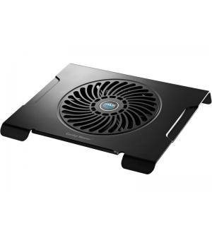 Notepal cmc3 - up to 15, lightweight material, 200mm fan,  usb extension port