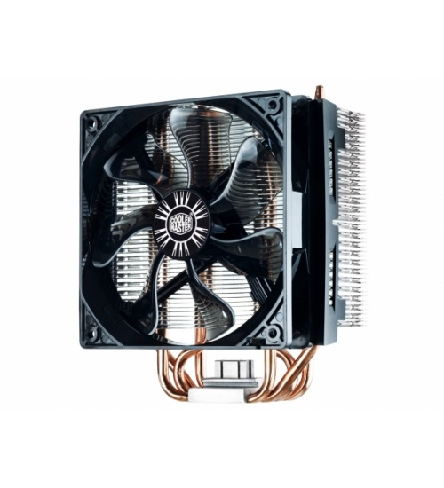 Ventola hyper t4universal incl. lga 2011,high-end performance  cooler, 4 cdc heatpipes, 120mm 1800rpm pwm fan