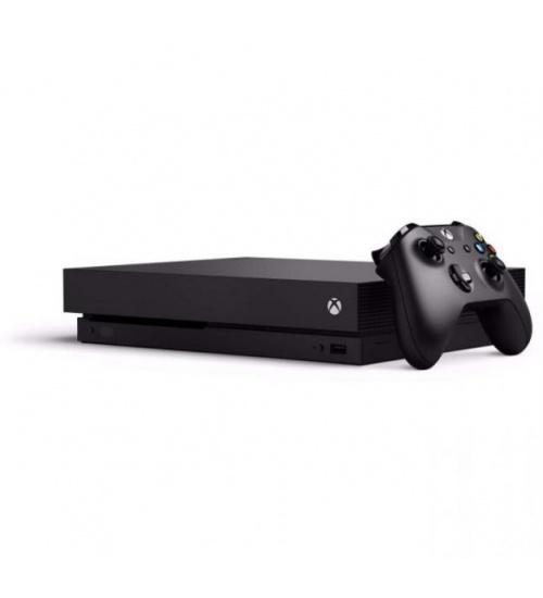 Microsoft xbox one x 1tb + forza motosport 7