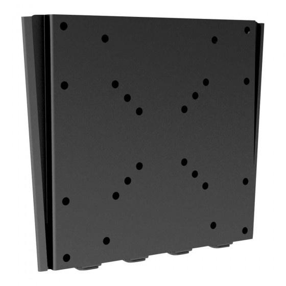 Inline piastra supporto da parete per monitor piatto con diagonaleda 43-107cm (17-42), portata 30kg, distanza muro ca.18mm