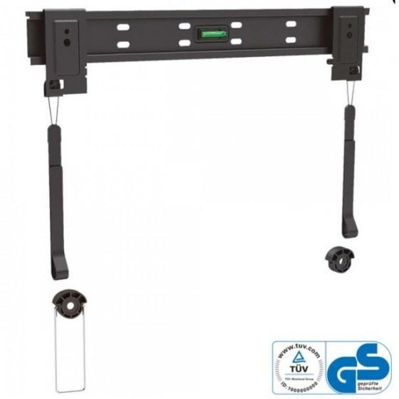 Inline staffe supporto da parete per monitor piatto con diagonale da 58-107cm (23-42), portata 50kg