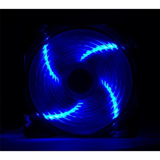 Nox coolfan ventola da 12cm a led blu