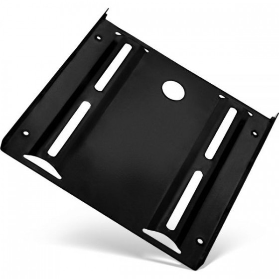 Inline frame di montaggio hdd-/ssd da 2,5 a slot 3,5, viti, cavo sata e alimentazione inc.