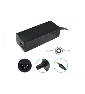 Alimentatore nb 90w 19v/4,74a comp compaq/hp tip int 1,7mm ext 4,8 mm