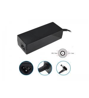 Alimentatore nb 90w 19,5v/4,7a comp sony int 4,5mm ext 6,5mm