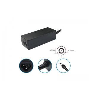 Alimentatore nb 60w 19v/3,16a comp samsung int 3mm ext 5,5mm
