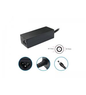 Alimentatore nb 65w 19v/3,15a comp samsung int 3mm ext 5,5mm