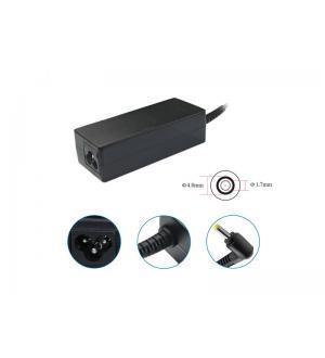 Alimentatore nb 65w 20v/3,25a comp lenovo tip int 1,7mm ext 4mm