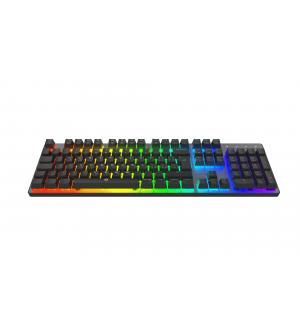 Drevo tyrfing v2 105 key rgb wired outemu red switch black it layout