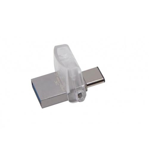 Kt 128gb dt microduo 3c usb3.1